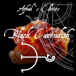 PURE BLACK CAVENDISH 10 ML